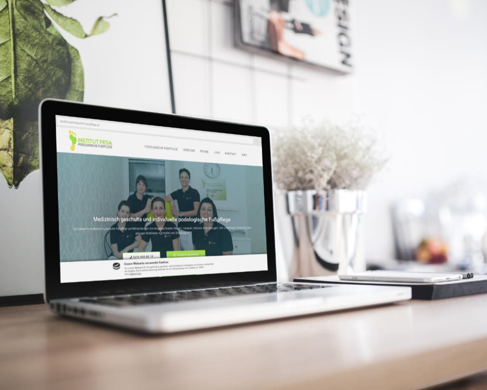 institut podologische fusspflege web