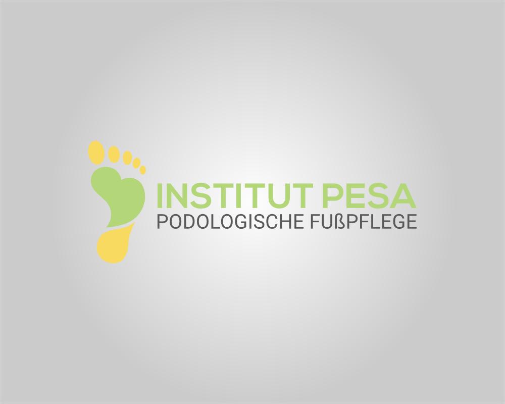 institut podologische fusspflege logo
